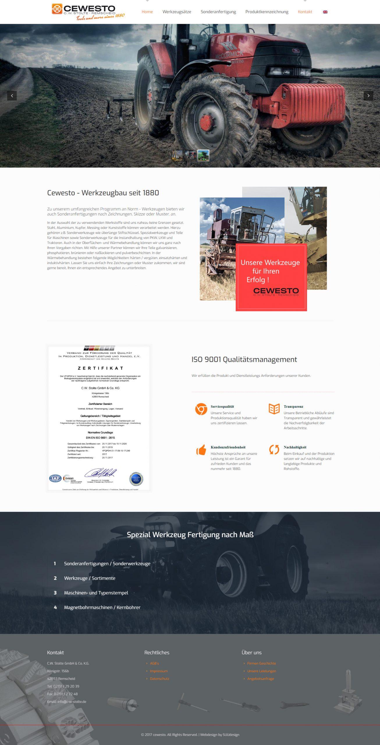 Festpreis Homepage